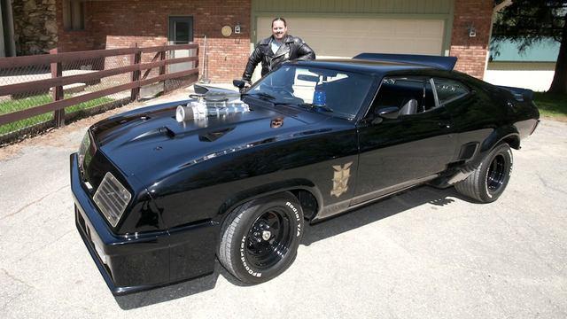 画像: Mad Max Fan Recreates Original Interceptor Car youtu.be