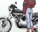 画像: 自分の「娘」がバイク免許とりたいと言ったら賛成する?しない?