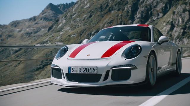 画像: Ready to Rock. The new 911 R. www.youtube.com