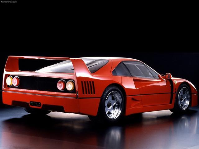 画像: Ferrari・F40 www.google.co.jp