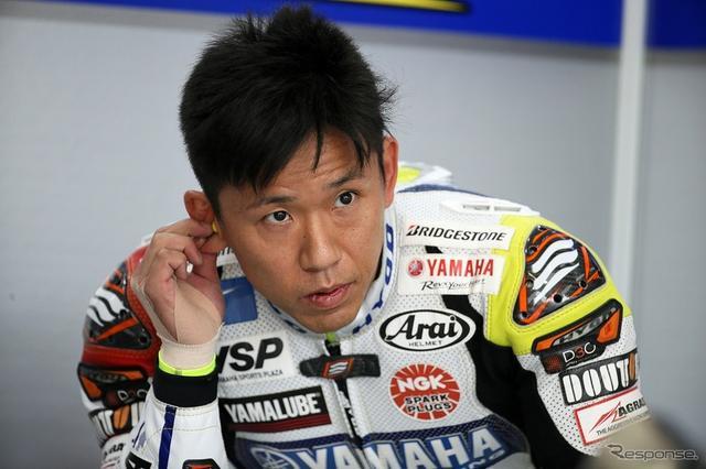 画像: 中須賀克行選手 www.kurumaerabi.com