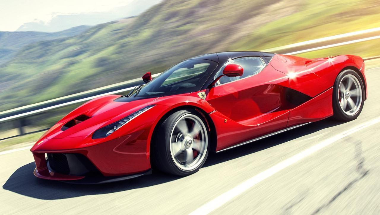 画像: F40、F50、エンツォフェラーリに続く、至高の跳ね馬。4代目スペチアーレ、ラフェラーリ。 - LAWRENCE(ロレンス) - Motorcycle x Cars + α = Your Life.