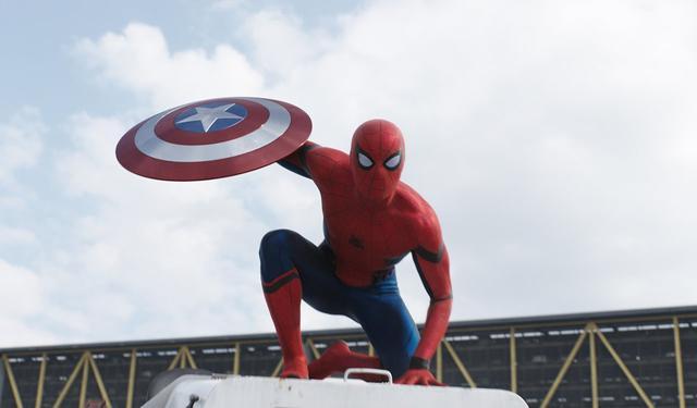 画像: 「シビル・ウォー/キャプテン・アメリカ」スパイダーマン参戦!最新USトレーラー www.youtube.com
