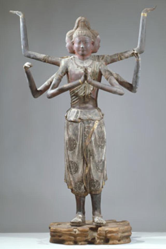 画像: 阿修羅像(あしゅらぞう)   「国宝」「重要文化財」   文化財   法相宗大本山 興福寺