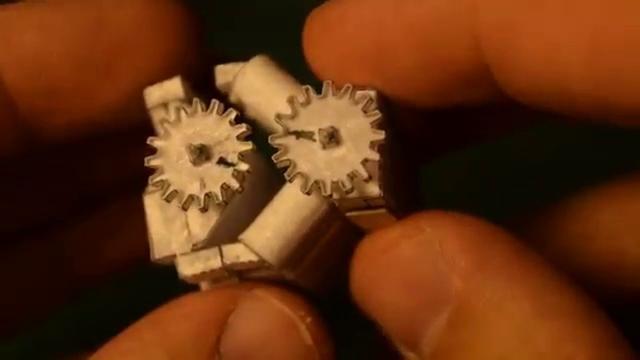 画像: v8 working paper engine model youtu.be