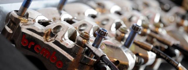 画像: 昨年のモトGPでは、エントリー25台中24台がブレンボのブレーキシステムを採用していたそうです! スゴイシェア率ですね! ブレンボでなければ勝てない・・・今のモトGPは、そういっても過言ではないでしょう。 www.brembo.com