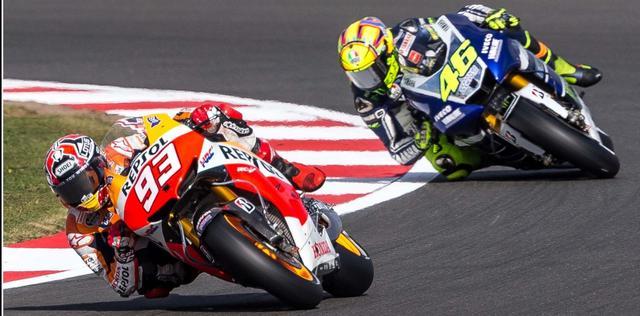 画像: コース内外で、激しいバトルを繰り広げた昨年度の両雄ですが、今年はどのような展開になるのでしょうか? www.brembo.com