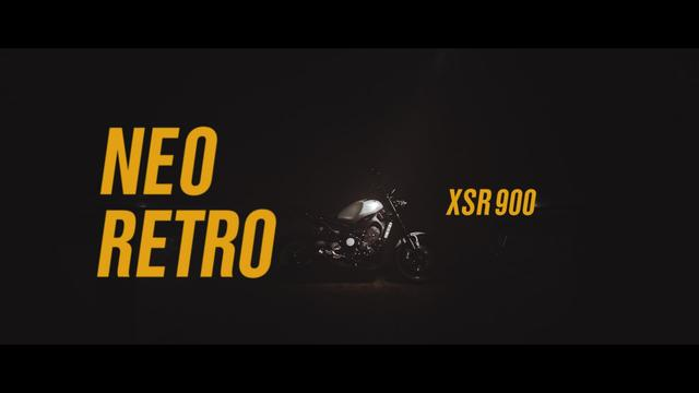画像: YAMAHA XSR900 Promotion Film JAPAN www.youtube.com