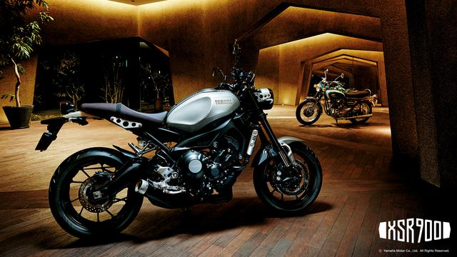 画像1: YAMAHA XSR900 - Vote for the best coloring!