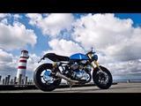 画像: Yamaha XV1100 Virago Cafe Racer by WS Motorradtechnik www.youtube.com