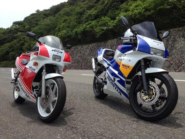 画像: 旧車レンタルバイク