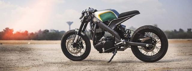画像: Inline3 custom Motorcycles