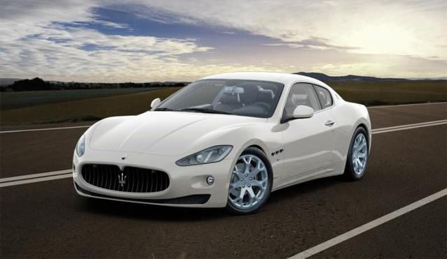 画像: 総排気量 4,244 CC 最高速度278 km/h 希望小売価格 ¥16,240,000(消費税込) www.maserati.co.jp