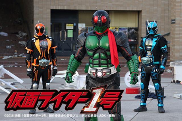 画像: 映画「仮面ライダー1号」公開記念 藤岡弘、氏トークショー