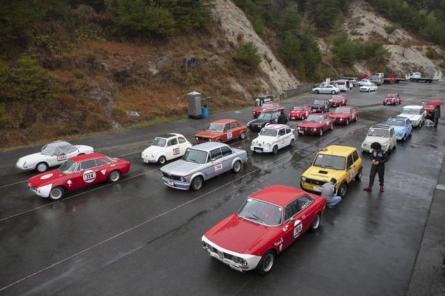 画像: この車達がサーキットをめいいっぱい迫る姿を見れるのは貴重です www.autocar.jp