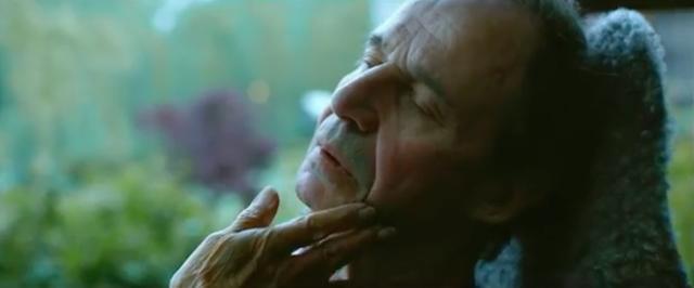 画像: おじいさんが仲良く暮らしていましたとさ・・・(まんが 日本昔ばなし風ナレーション?) www.youtube.com