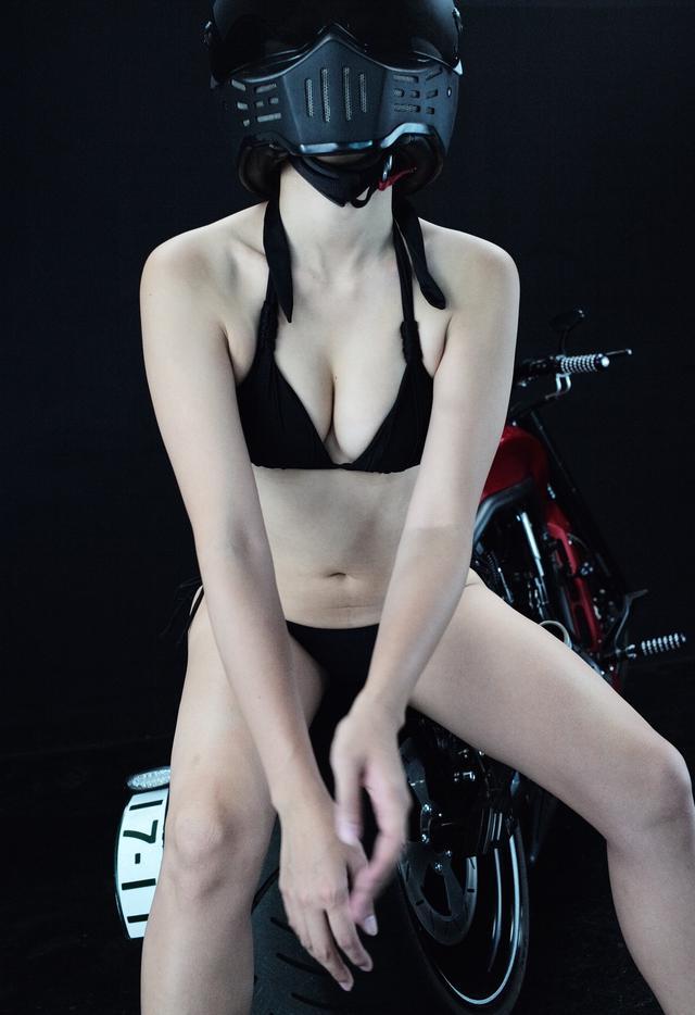 画像20: 【速報】東京モーターサイクルショーでヘルメット女子に会えるかも?