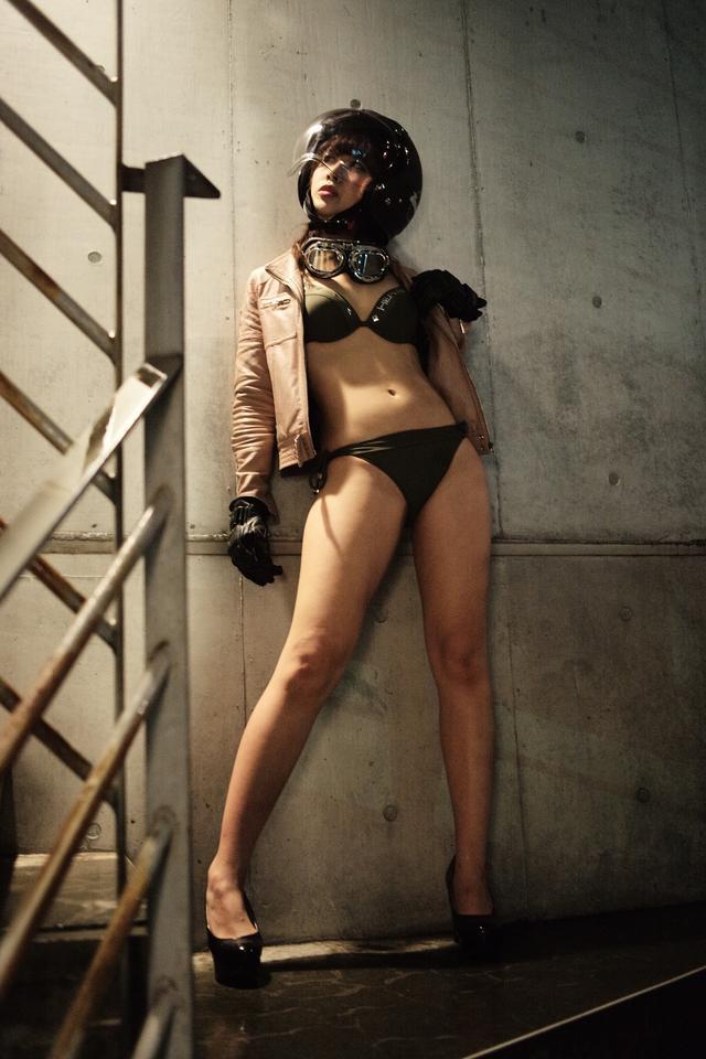 画像6: 【速報】東京モーターサイクルショーでヘルメット女子に会えるかも?