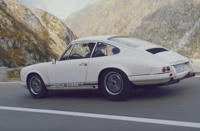 画像2: 1967年から2016年へと加速する ポルシェ 911R