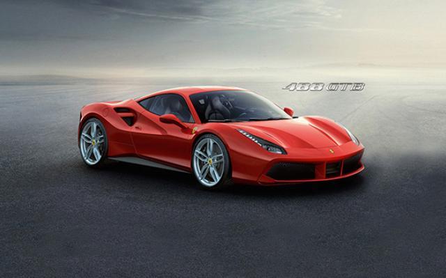 画像: Ferrari 488 GTB:究極のドライビングスリルをもたらす究極のパワー