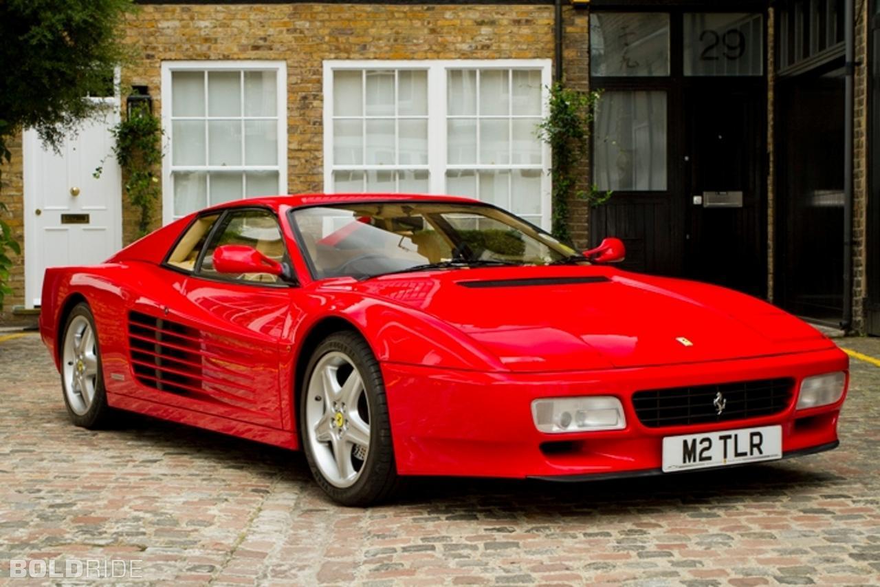 画像: Ferrari 512TR f.images.boldride.com