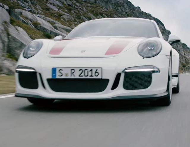 画像3: 1967年から2016年へと加速する ポルシェ 911R