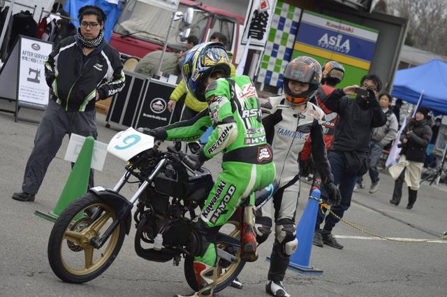画像: レース詳細