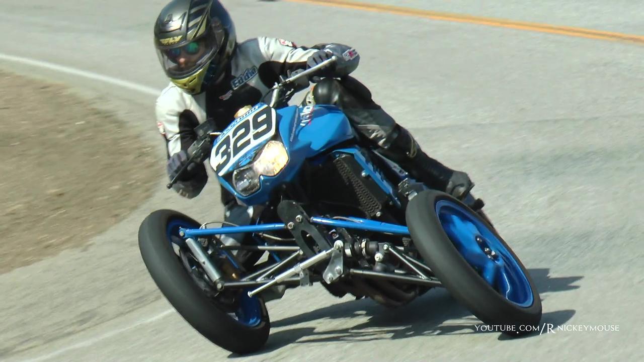 カワサキz1000、大島優子につられてlmw部に入部する(ウソ) Lawrence Motorcycle X
