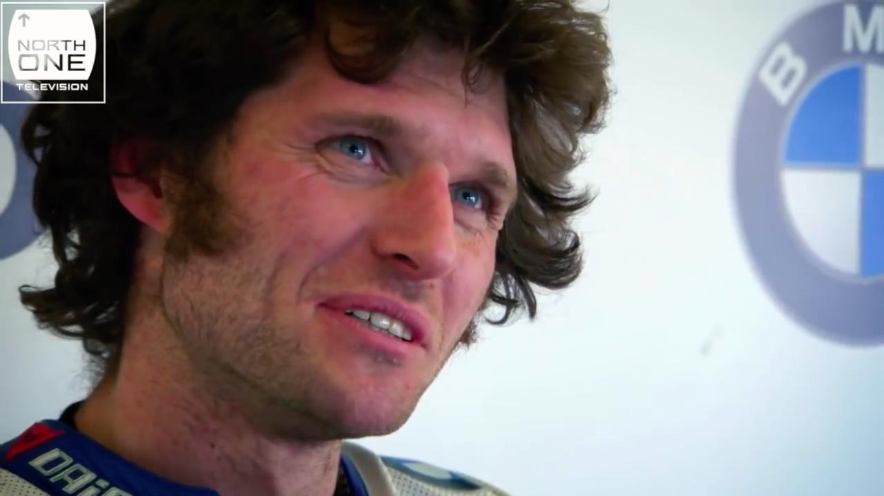 画像: マン島TTレースをはじめとする、公道レースを中心に活躍するG.マーティン。 www.youtube.com