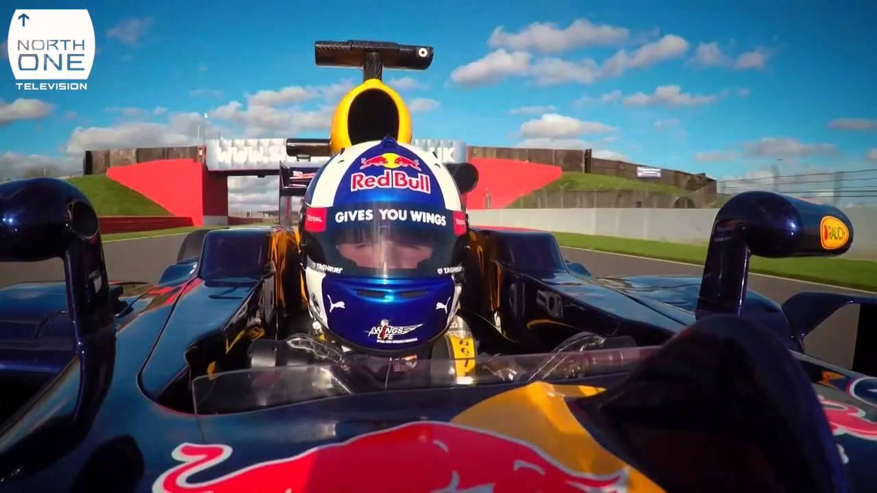 画像: Guy Martin vs David Coulthard at Silverstone - Speed F1 Special youtu.be