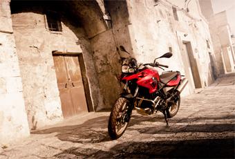 画像: F 700 GS www.bmw-motorrad.jp