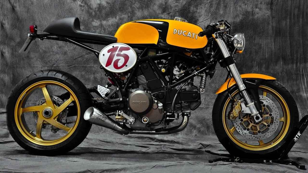 画像: Custom Ducati 750 SSie by Pepo Rosell www.youtube.com