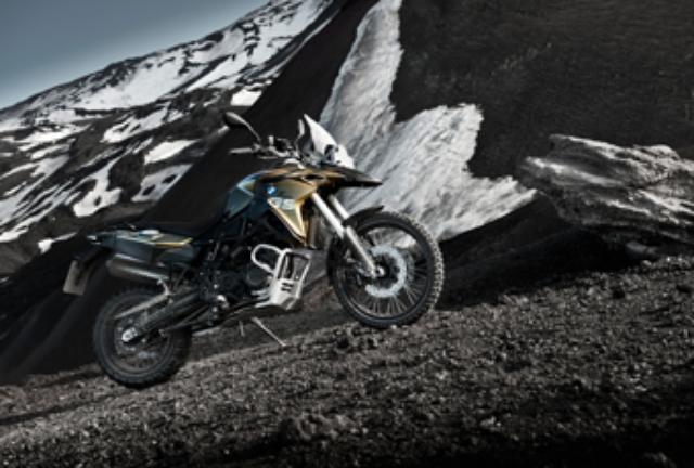 画像: F 800 GS www.bmw-motorrad.jp