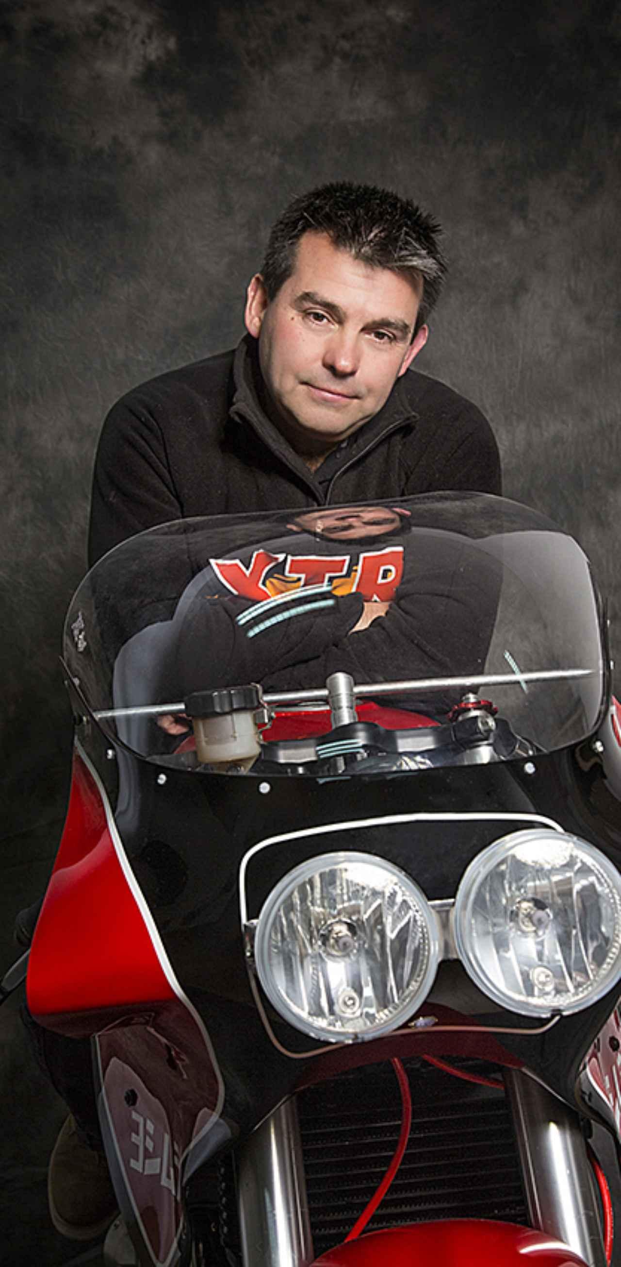画像: Repoさん。フランス生まれですが、生後間もなくスペインに移住したとのことです。 www.xtrpepo.com