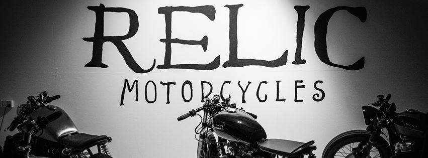 画像: Relic Motorcycles
