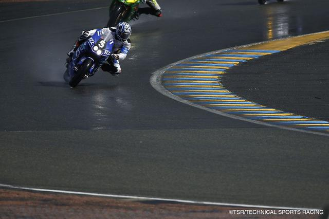 画像: ウェットながら強気の攻めで2番手まで上がった予選セッション1 blog.eigyo.co.jp