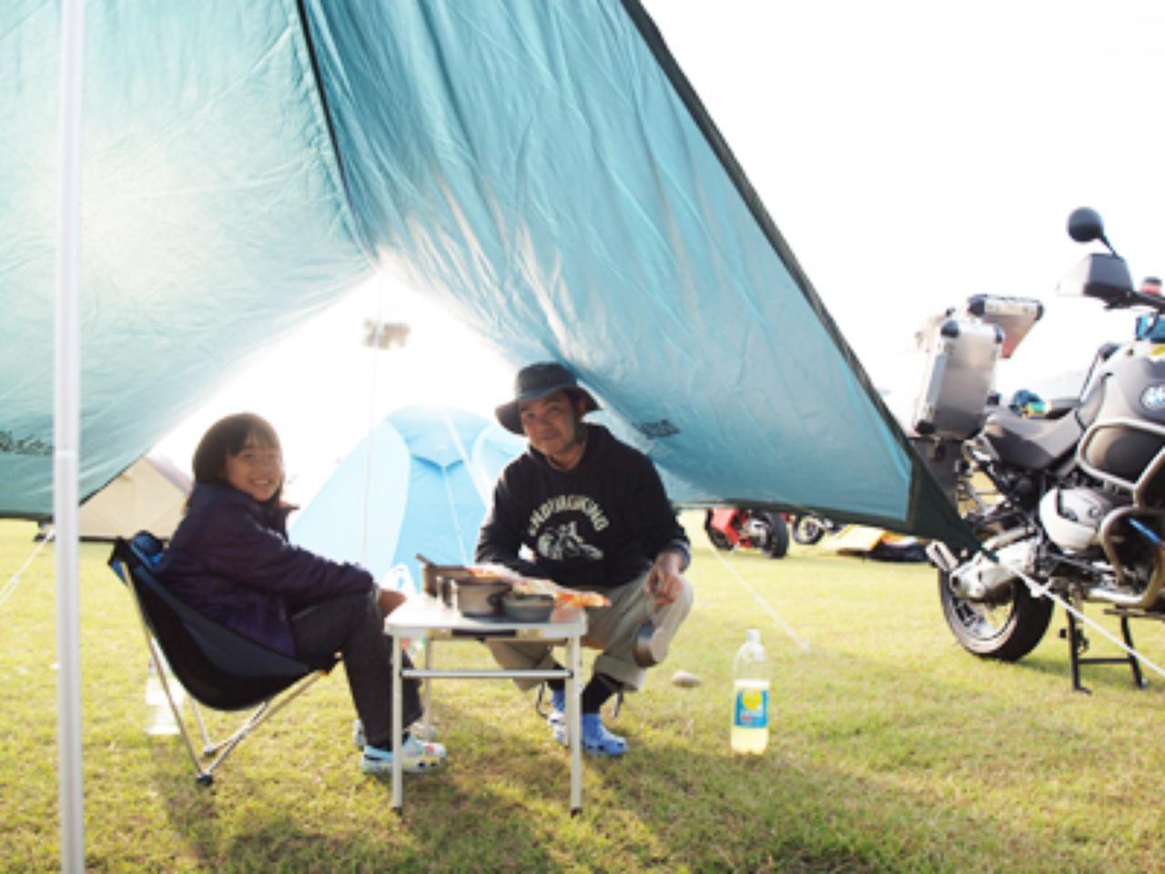 画像: 子連れで参加の方々も多く、一緒に冒険体験 nomadica.me