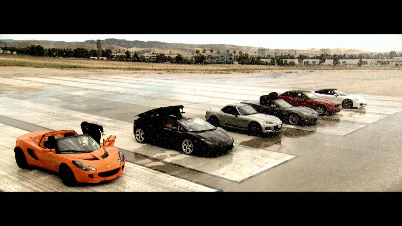 画像: Mazda MX-5 - The World's Fastest: One Uninvited Guest | Mazda Canada youtu.be