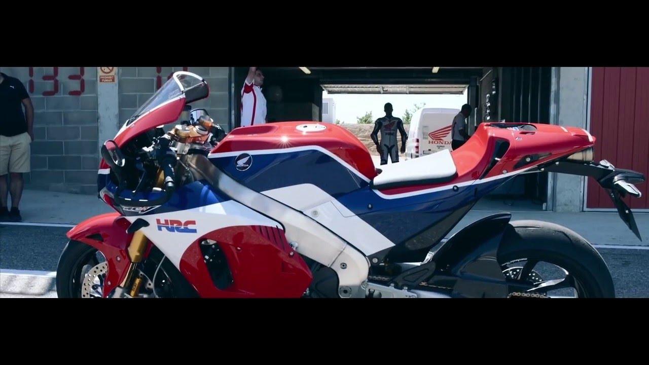 画像: RC213V-S - Precison Handbuilt For Road And Track www.youtube.com