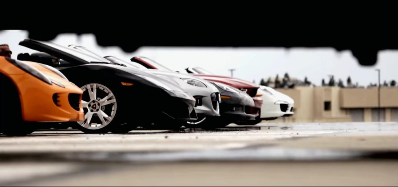 画像2: カリフォルニアに一流スーパーカーが集まりガチ?ドラッグレース開催!果たして一位を獲得するのは!!!?