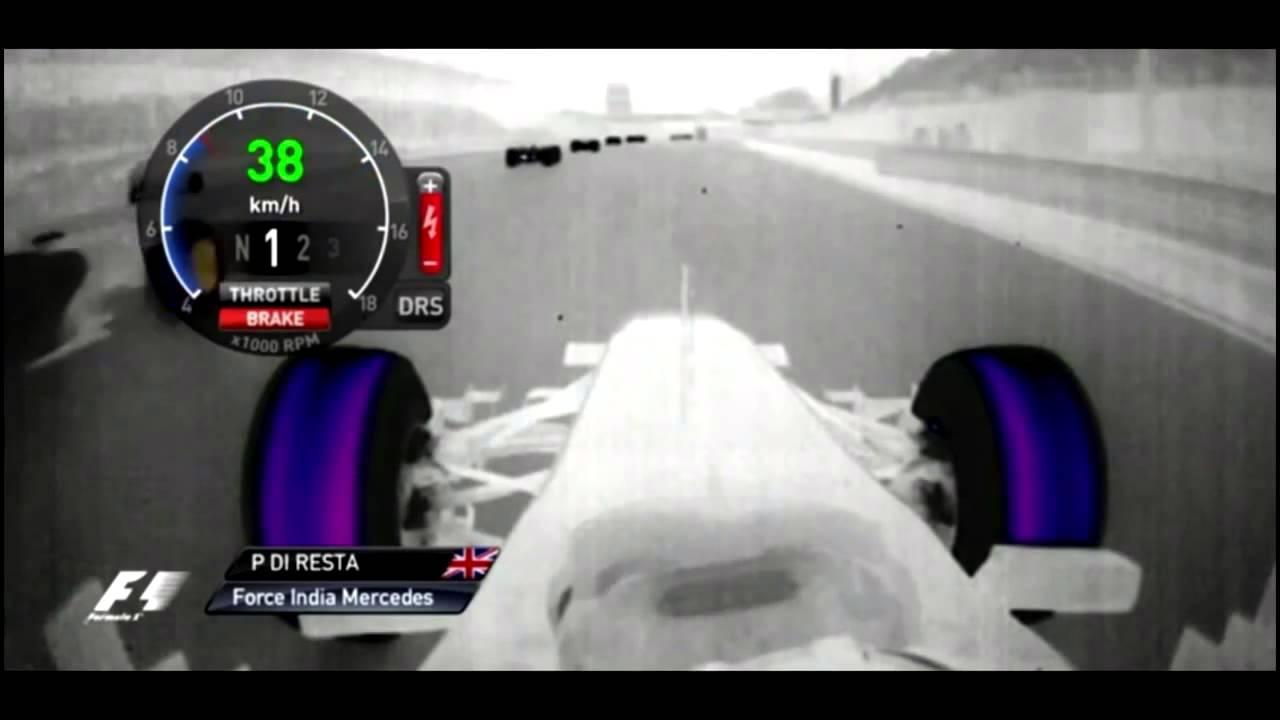 画像: Tire Heat On F1 Cars - Infrared Camera youtu.be