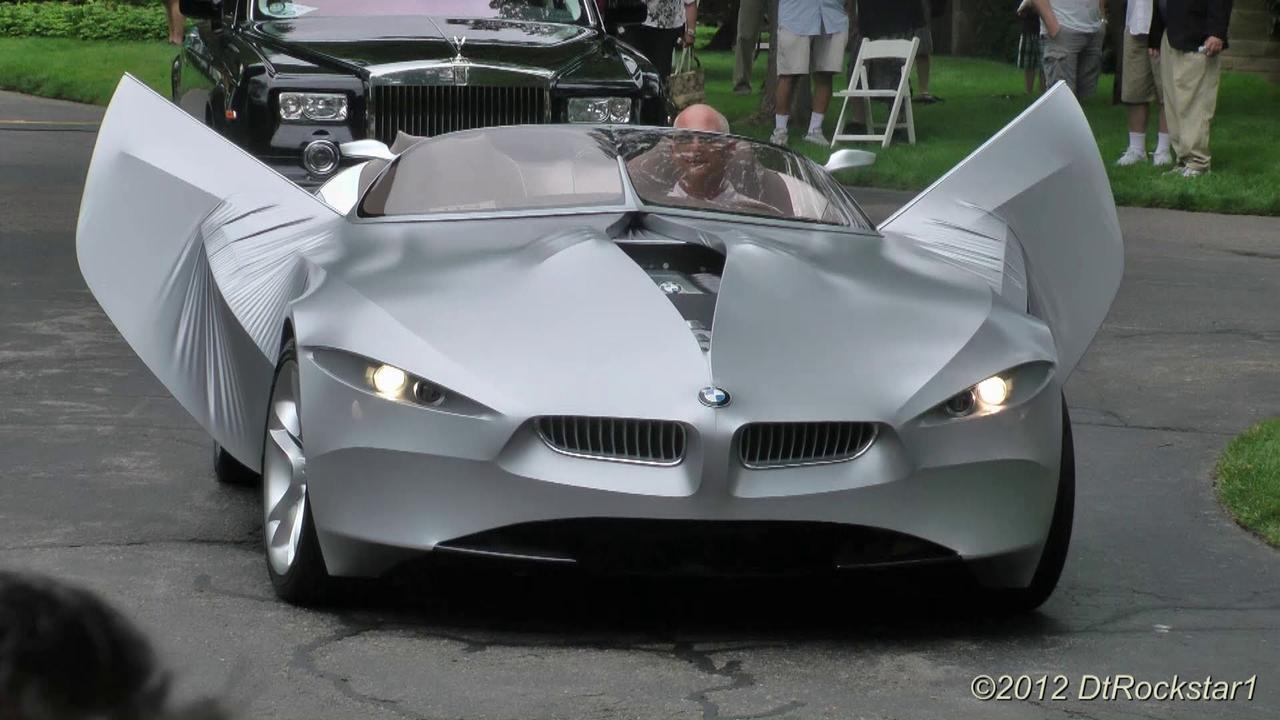 画像: BMW GINA Concept youtu.be
