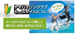 画像: レンタルボートはマリンクラブ・シースタイル - マリン製品 | ヤマハ発動機株式会社