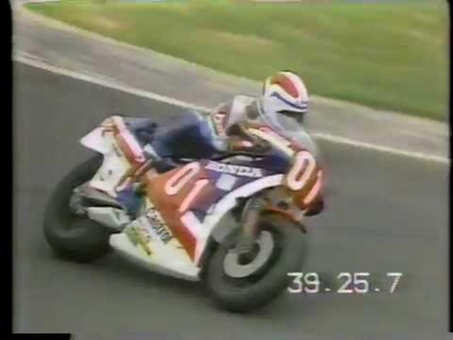 画像: 1983 日本GP フレディ・スペンサー www.youtube.com