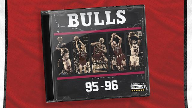 画像: Chicago Bulls 72-10 Mixtape from the 1995-1996 Season!!! www.youtube.com