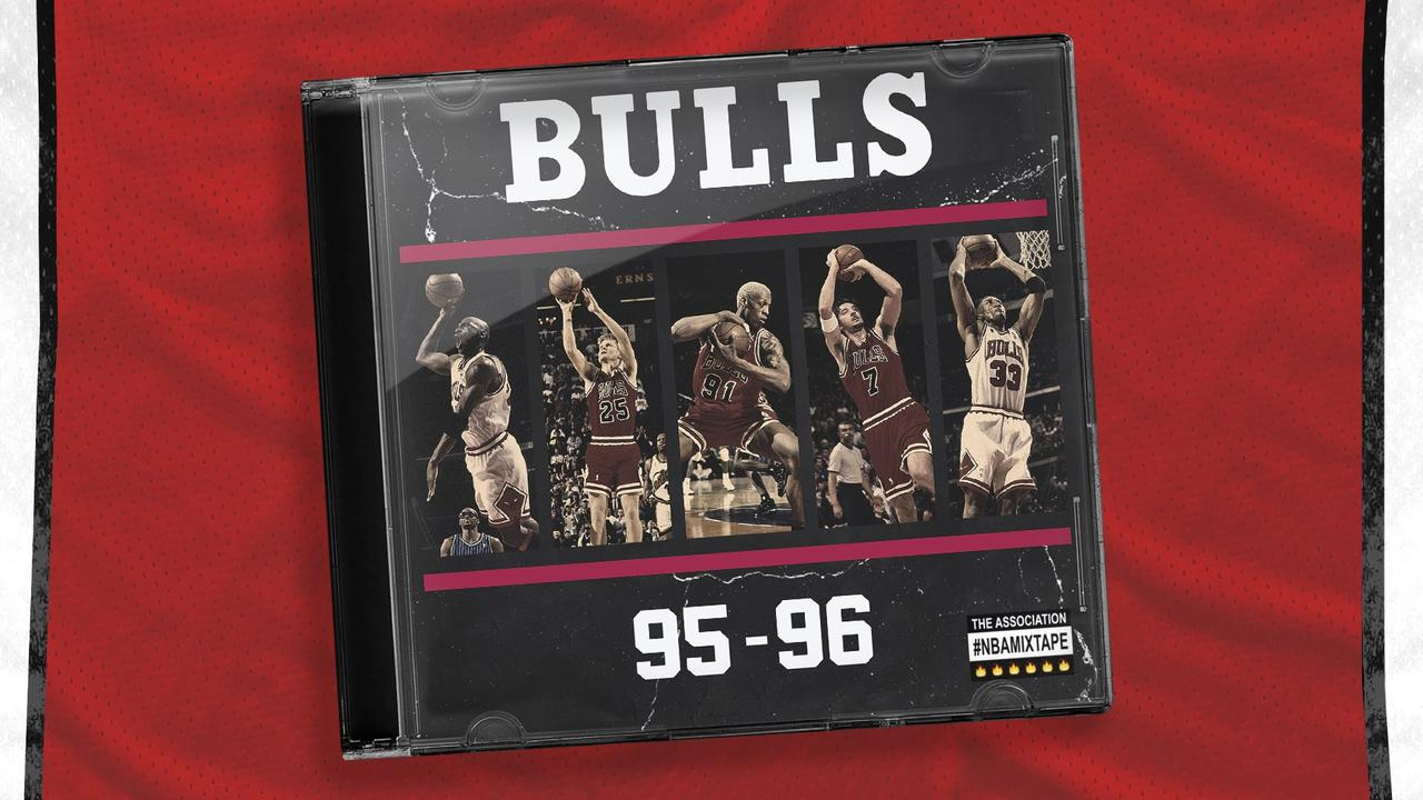 画像: Chicago Bulls 72-10 Mixtape from the 1995-1996 Season!!! www.youtube.com