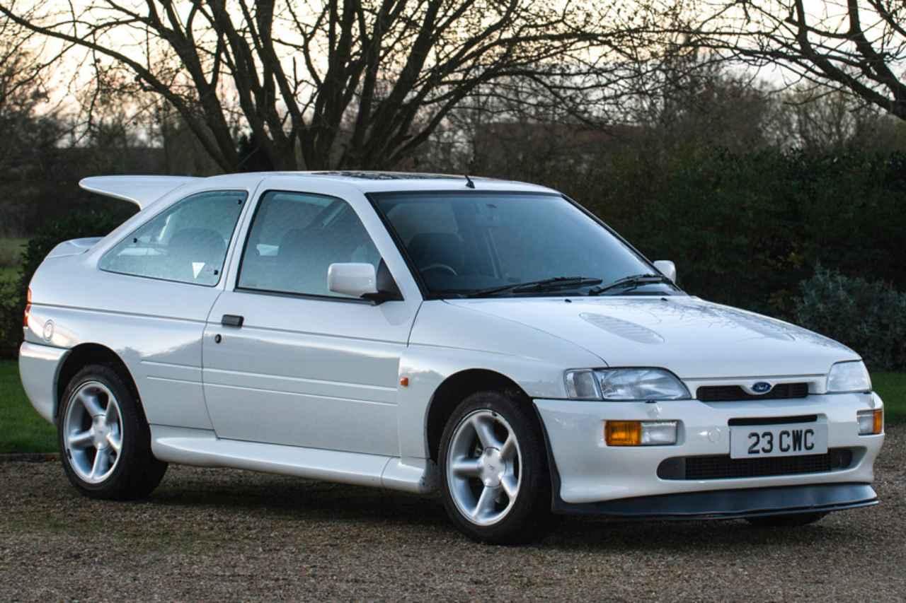 """画像: 落札金額 1095万円:""""cult classic""""とカテゴライズされる貴重な車両。ワンオーナー、走行4000キロと極上 www.autocar.jp"""