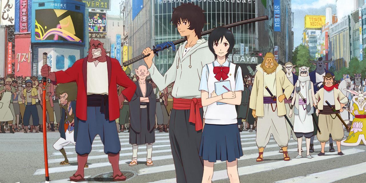 画像: ©2015 THE BOY AND THE BEAST FILM PARTNERS www.bakemono-no-ko.jp