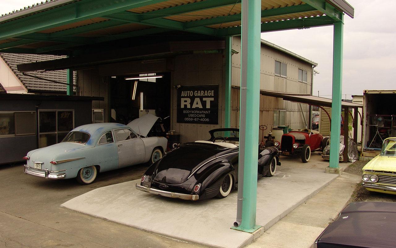 画像: RAT CUSTOMS