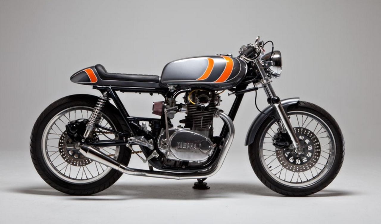 画像: 1980 Yamaha XS650